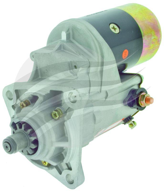 Jaylec Starter Motor 24V 11TH ISUZU 6BG1 4BGT1 FSS FTS 4BG1
