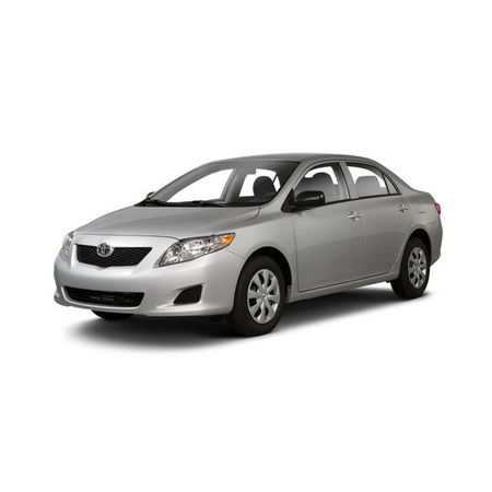 Toyota Corolla 2007-2011 Car Stereo Upgrade