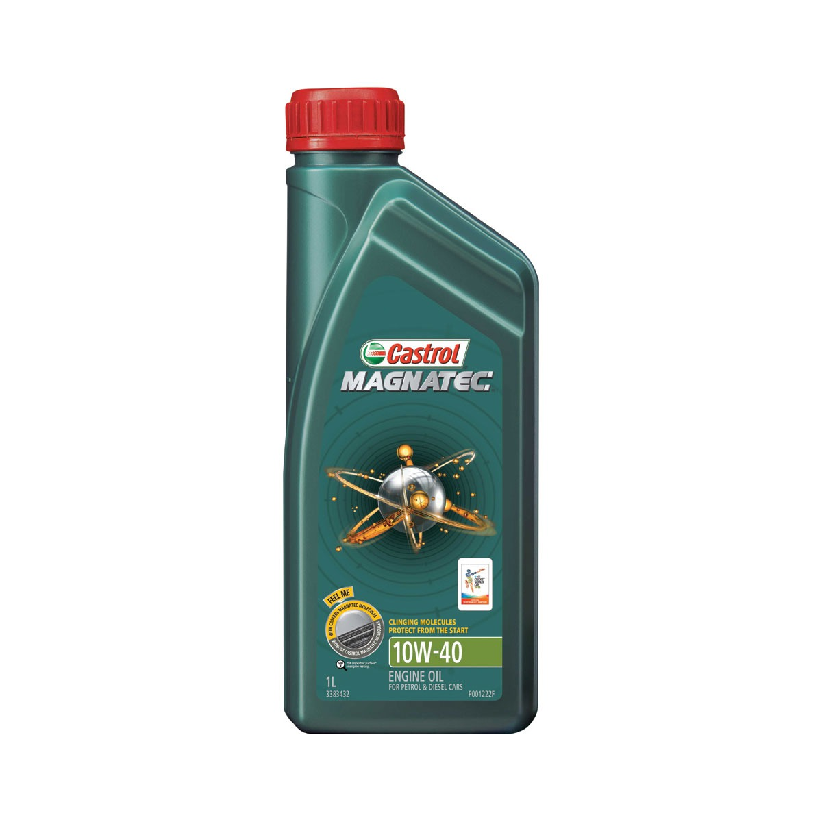 Details about Castrol MAGNATEC 10W40 Engine Oil 1L 6 Box