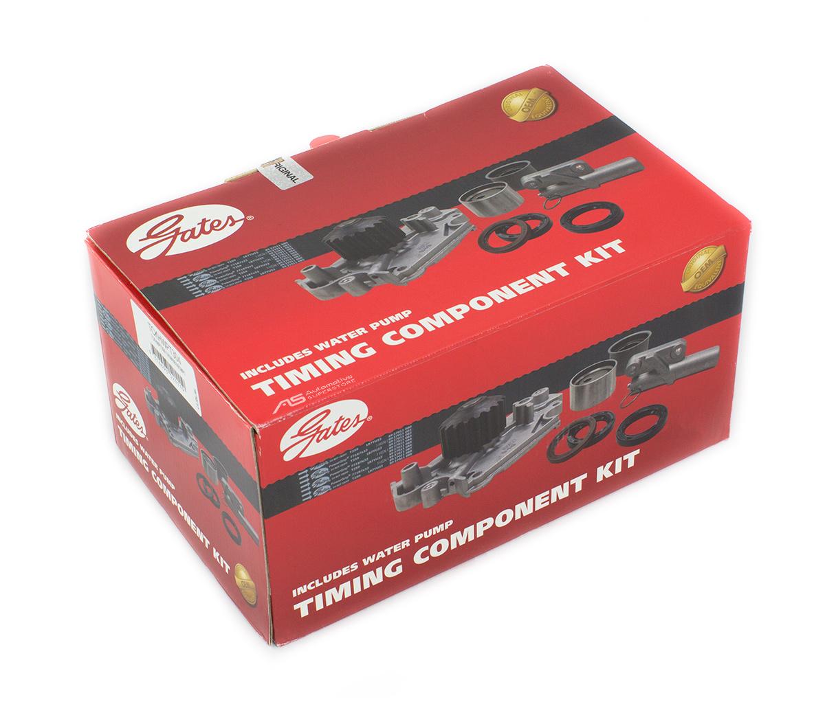 TCKWP199 Gates Timing Belt Kit /& Water Pump FOR TOYOTA CAMRY /_XV2/_