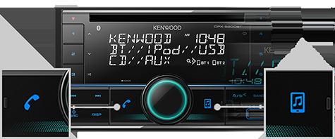 Kenwood Bluetooth Connectivity