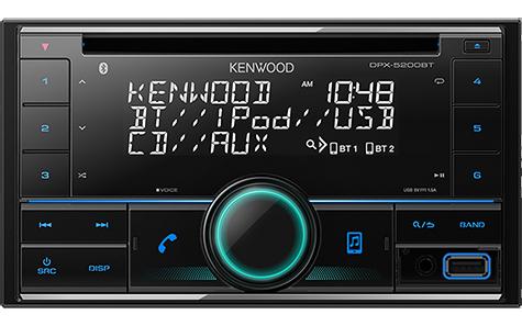 Kenwood Vertical Alignment LCD