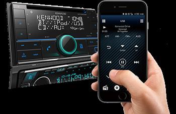 KENWOOD Remote App Compatible