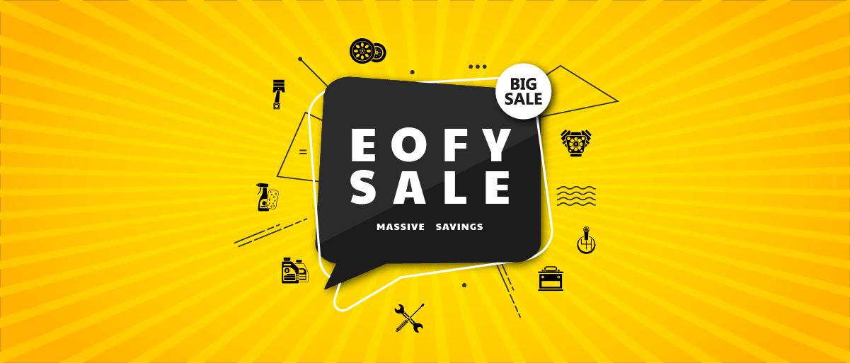 EOFY 18 Sale