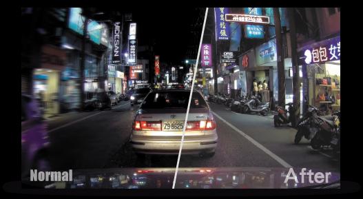 Motion Blur Reduction