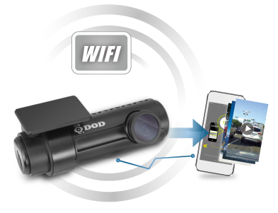 Wireless Freedom View Remotely with The Free APP