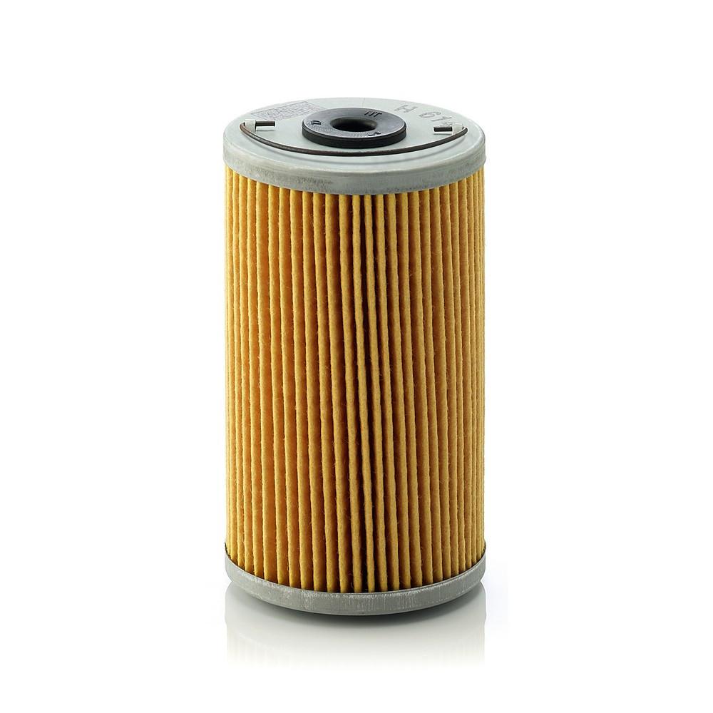 000 180 24 09 Oil Filter Kit Hengst E 135 H D14