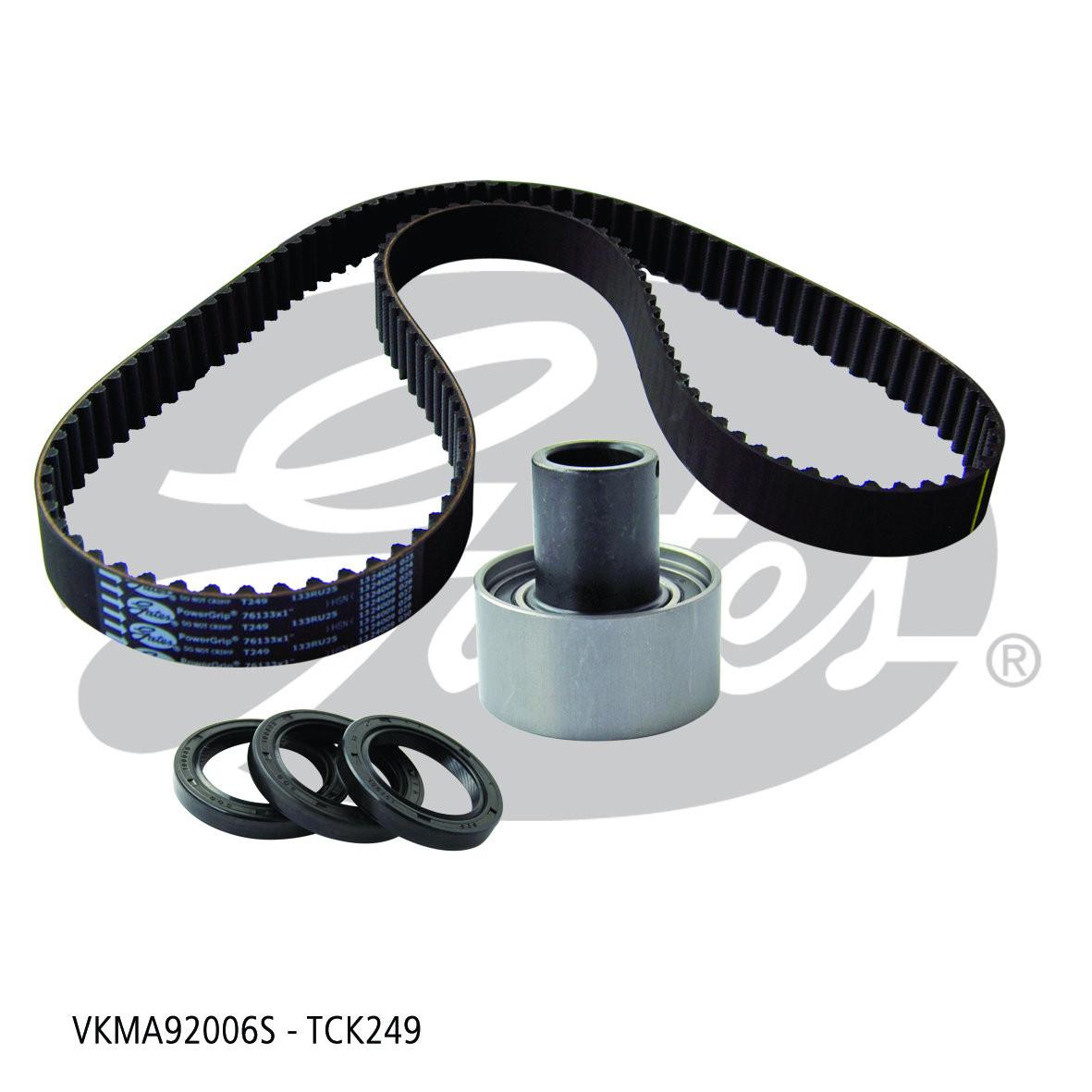 Gates TCK249 Timing Belt Component Kit